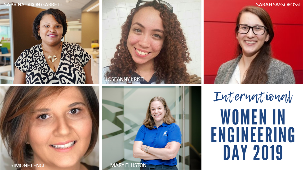 Women in Engineering 2019
